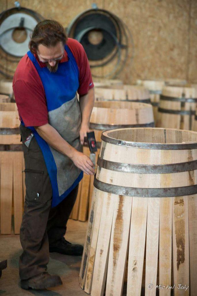 Fédération des Tonneliers de France - La marne viticole