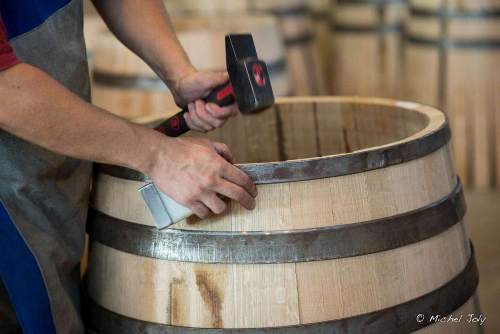 Fédération des Tonneliers de France - Sud Radio / In vino